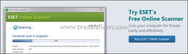 eset desktop scanner
