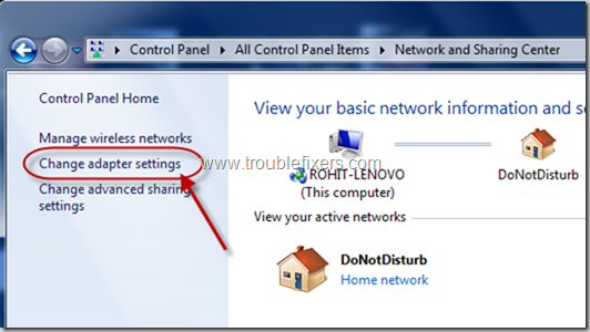 Fix drop of WiFi Connection (2)