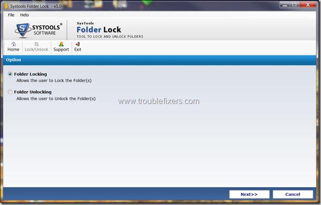 Folder lock (2)