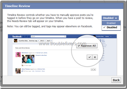 Review Posts Tags In Facebook