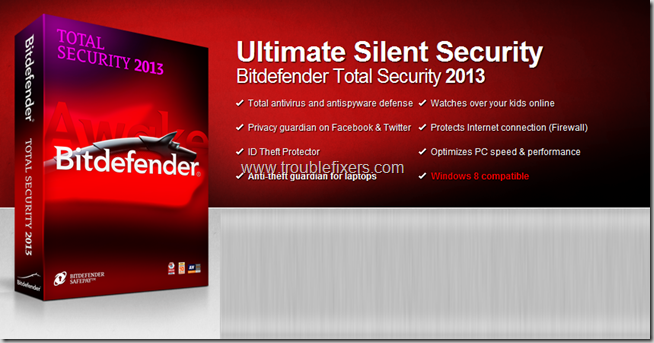 Bitdefender Total Security 2013 Review (1)