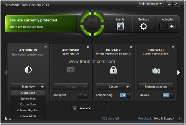 Bitdefender Total Security 2013 Review (4)