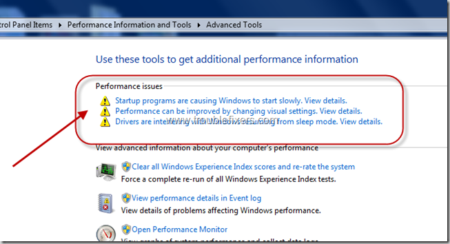 Identify and Resolve Windows Performance Issues (2)