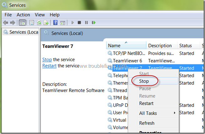 Stop Teamviewer Service (4)