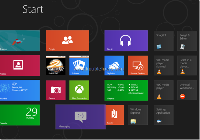 Windows 8 Tiles Move, remove, resize and re-position (9)