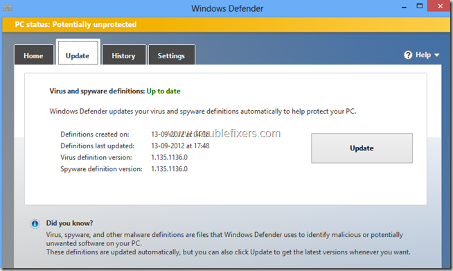 Windows Defender In Windows 8(4)
