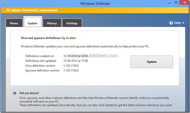 Windows Defender In Windows 8(4)