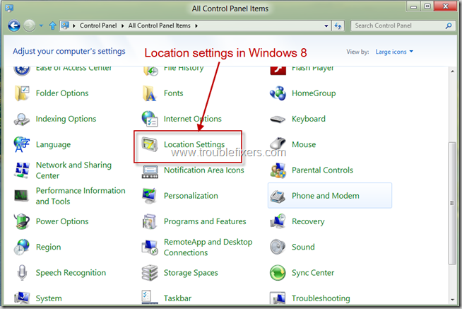 location and sensors in Windows 8 and Windows 7 (1)
