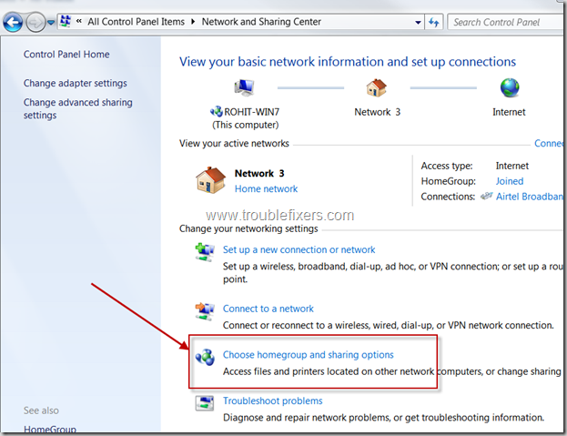 Enable Media Sharing Between Windows 8 and Windows 7 (2)