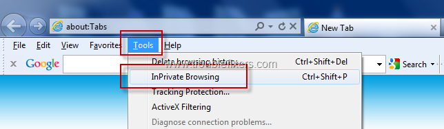 Private Browsing for security (1)