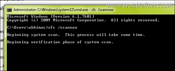 Windows System Scan