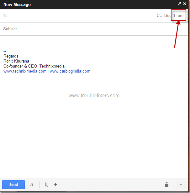 Change Sender email id in new gmail compose (1)