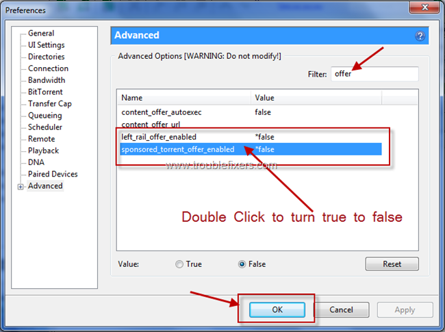 Remove utorrent ads (3)