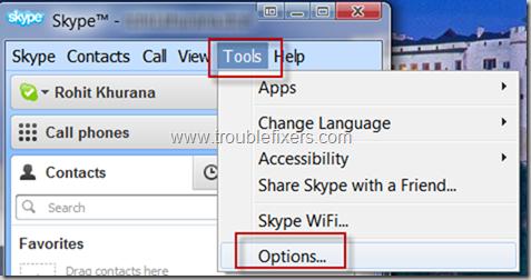 Skype Privacy Settings (2)