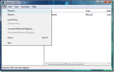 import-windows-registry