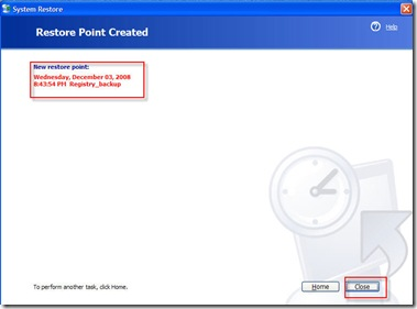 restore-point-created