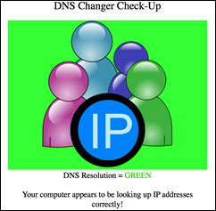 DNS-Changer-Check-Green