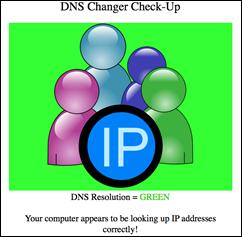 DNS-Changer-Check-Green