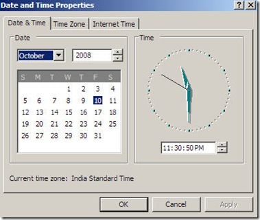windows-date-time-properties
