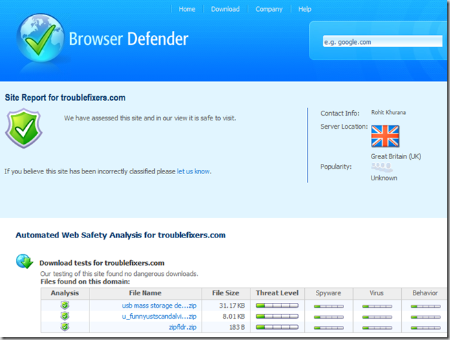 browser defender