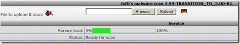 Jotti's-malware-scanner