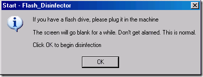 flash-disinfector