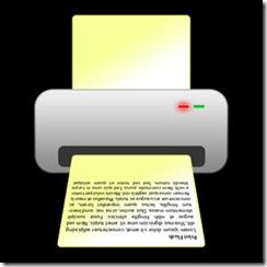 print-flush