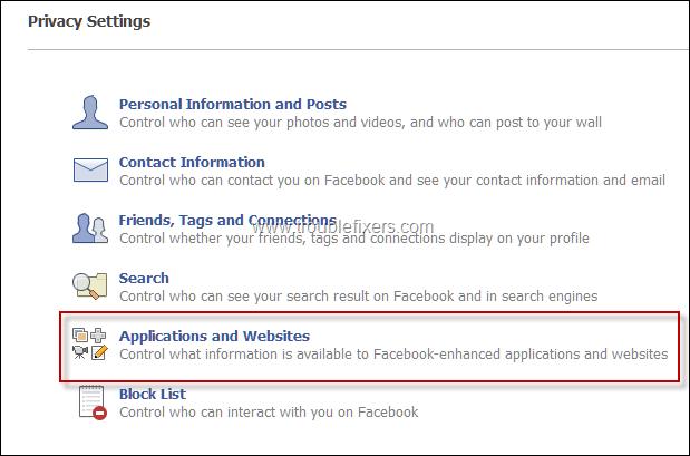 application-settings