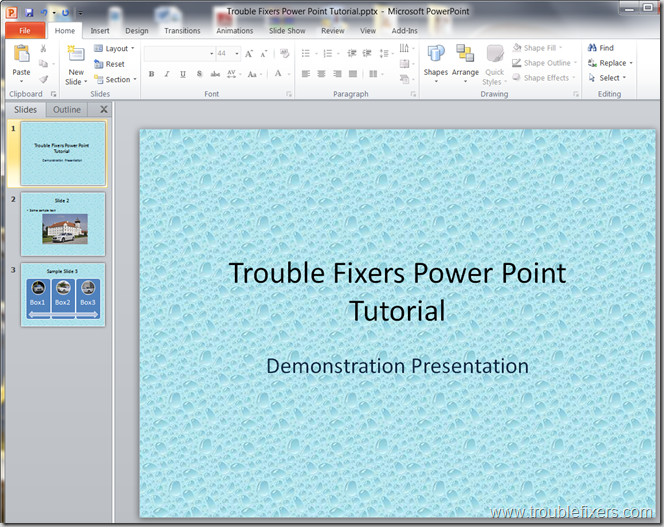 power-point-presentation
