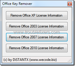 OfficeKeyRemover