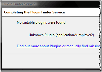 plugin-finder-service-failed