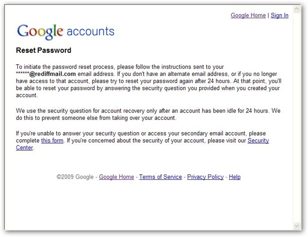 Forgot Gmail Password | How To Reset Gmail Password | Not Able To ...