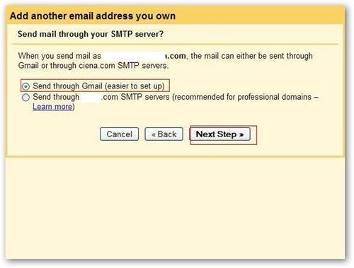 select-smtp-server