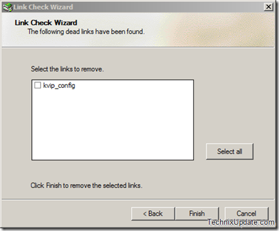 removedeadlinks thumb - How To Delete The Dead Shortcuts In Windows Vista