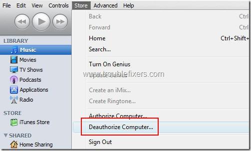deauthorize-computer