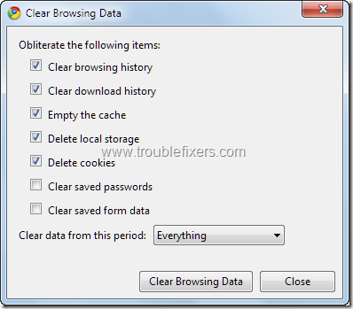clear-google-chrome-browsing-data