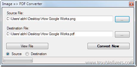 Image-PDF-Conversion
