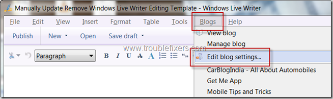 windows-live-writer-edit-blog-settings