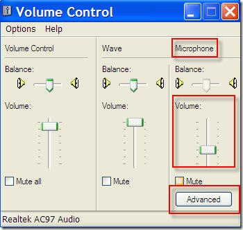 microphone-volume-control