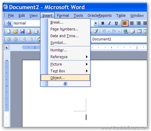 insert-object-in-word-file