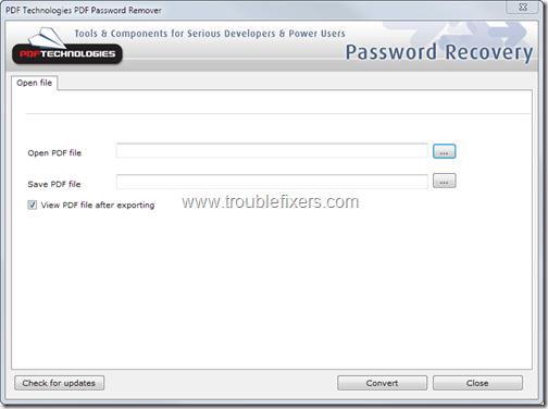 pdf-password-recovery