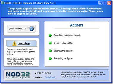 eset-undll-remove-infected-dll-on-windows