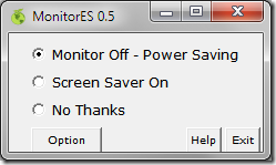 Monitor Energy Saver review