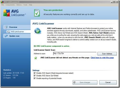 avg-link-scanner