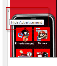hide-adverts-yahoo-mail