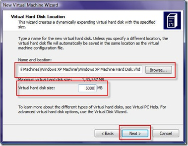 virtual-hard-disk-location-and-size