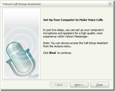 yahoo-call-setup-assistant