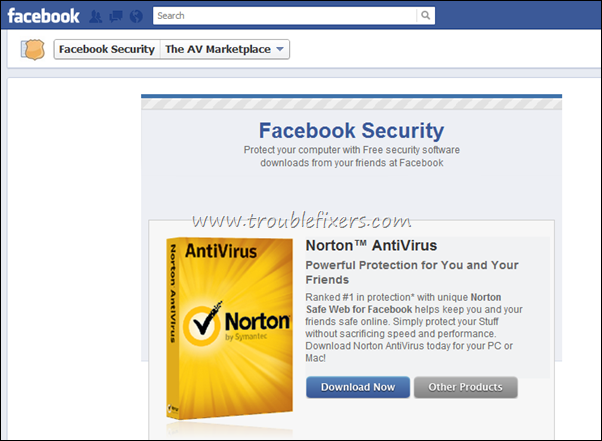 facebook free antivirus download