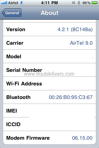 Solved] iPhone 3GS Battery Drain Problem On Firmware 4 2 1 and iPad