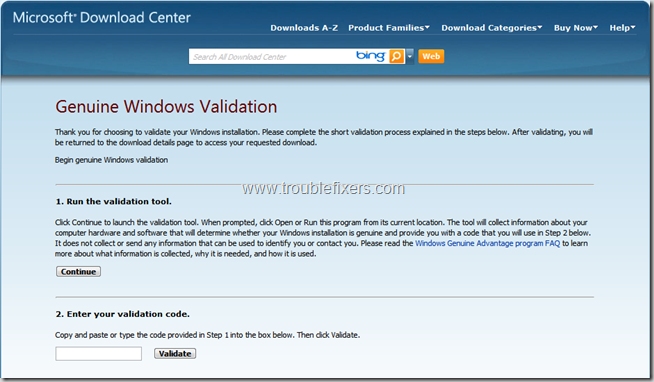 Windows 7-validation-check